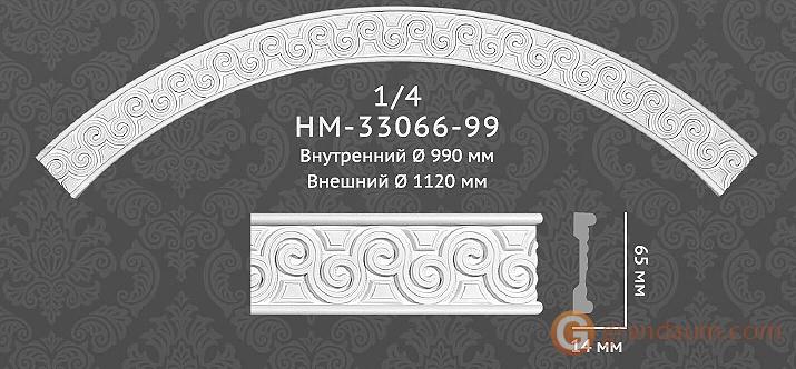Декоративное обрамление, для дверных проемов Classic home HM33066-99