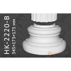 Базы и капители Classic home HK2220-B