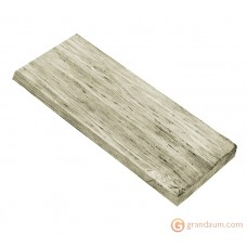 Декоративная балка, Панели Decowood Модерн ET 405 (3м) classic белая 19х3,5