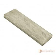 Декоративная балка, Панели Decowood Модерн ET 406 (2м) classic белая 12х3,5
