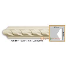 Молдинг гибкий Gaudi decor CR607 (2,44м) Flexi