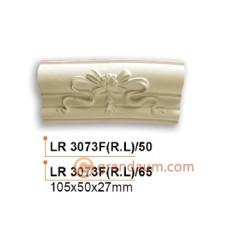 Молдинг радиусный Gaudi Decor LR 3073F(R)/65 вставка фронтальная