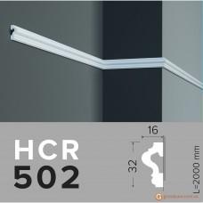Молдинг гибкий Grand decor HCR 502 (2,00м) Flex