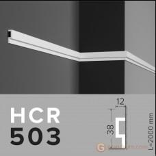 Молдинг с гладким профилем Grand decor HCR 503 (2,00м)