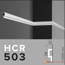 Молдинг гибкий Grand decor HCR 503 (2,44м) Flex