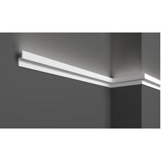 Карниз для скрытого освещения Grand decor KH902