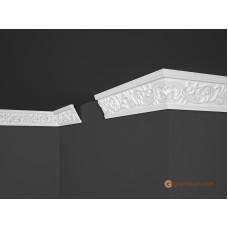 Потолочный плинтус с орнаментом, багет Marbet B18 41*66MM
