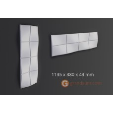 3D панель NMC Arstyl Wallpanels Bump