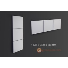 3D панель NMC Arstyl Wallpanels Domino