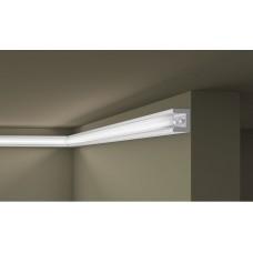 Карниз для скрытого освещения NMC IL12