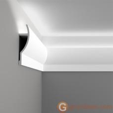 Карниз для скрытого освещения Orac Decor C372