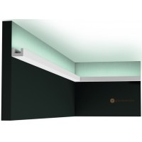 Карниз для скрытого освещения Orac decor CX190