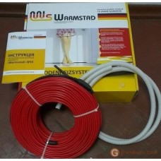 Нагревательный кабель Теплолюкс двужильный (115м, Warmstad WSS-2050)