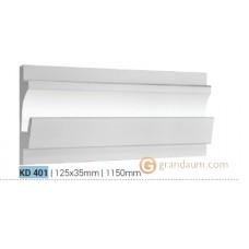 Карниз для скрытого освещения Tesori KD401 (1.15м)
