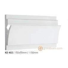 Карниз для скрытого освещения Tesori KD402 (1.15м)