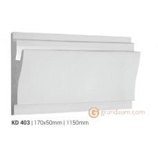 Карниз для скрытого освещения Tesori KD403 (1.15м)