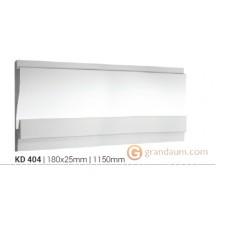 Карниз для скрытого освещения Tesori KD404 (1.15м)