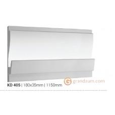 Карниз для скрытого освещения Tesori KD405 (1.15м)