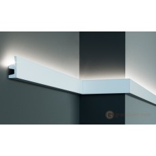 Карниз для скрытого освещения Tesori KF 501 (2.44м)