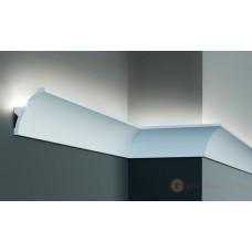 Карниз для скрытого освещения Tesori KF 702 (2.44м)