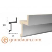 Карниз для скрытого освещения Tesori KF 705 (2.44м)